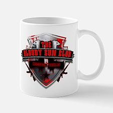 Bloody Gun Club Logo Mug