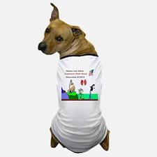 Obama Care Glitch Crap Shoot Dog T-Shirt