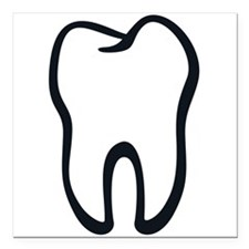 Tooth / Zahn / Dent / Diente / Dente / Tand Square