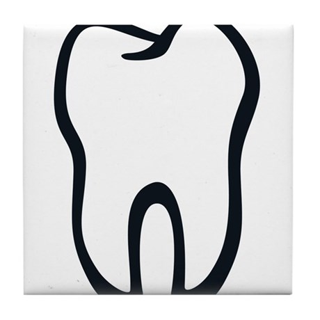 Tooth / Zahn / Dent / Diente / Dente / Tand Tile C
