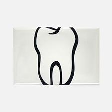 Tooth / Zahn / Dent / Diente / Dente / Tand Rectan
