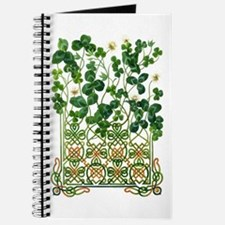 Celtic Shamrock Journal