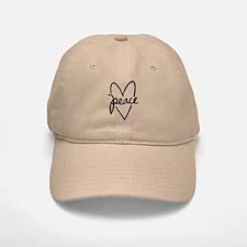 Peace Heart Hat