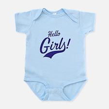Hello Girls! Body Suit