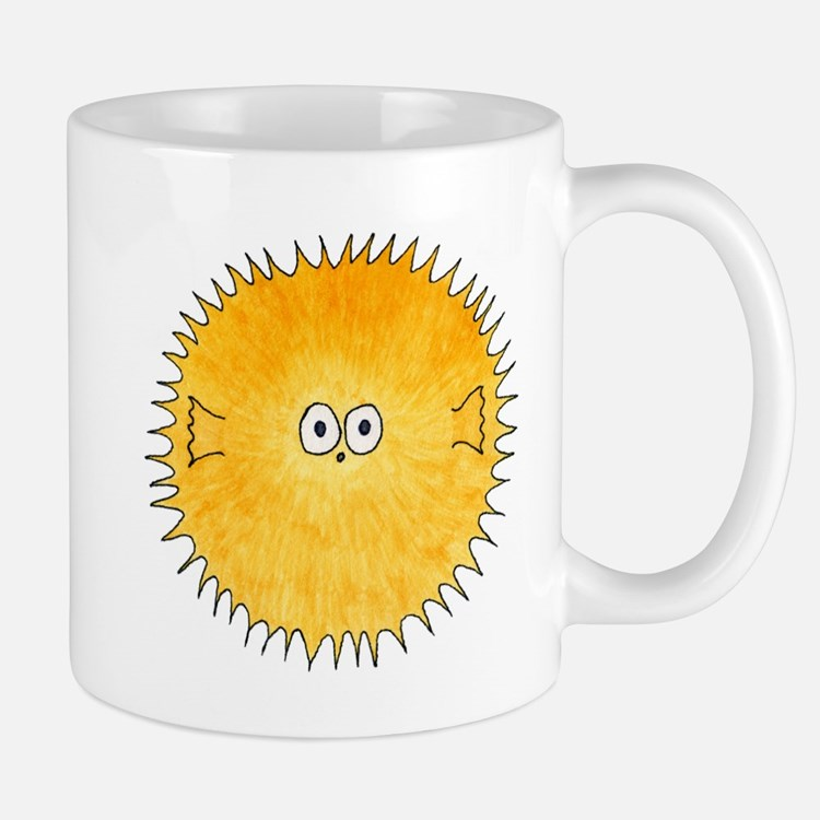 Pufferfish. Mug