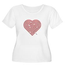 I Love Louise Plus Size T-Shirt