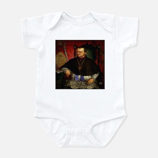 Gregor Mendel 1822-84 Infant Bodysuit