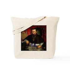 Gregor Mendel 1822-84 Tote Bag