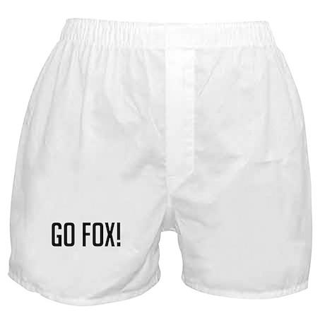 Go Fox Boxer Shorts