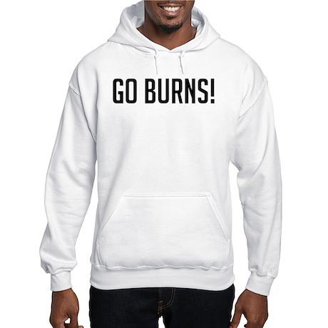 Go Burns Hooded Sweatshirt