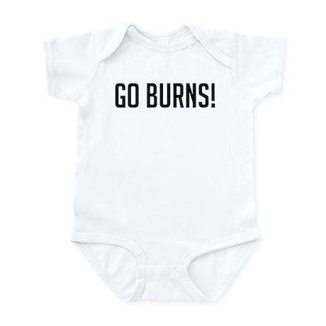 Go Burns Infant Bodysuit