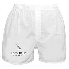 Trapeze Boxer Shorts