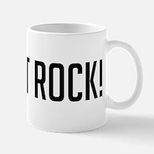 Go Fort Rock Mug