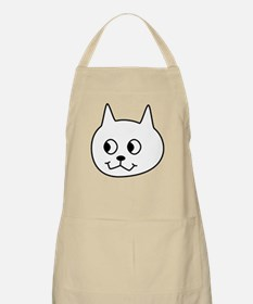 Cartoon Cat. Apron