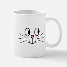 Cute Cat Face. Mug