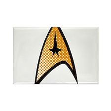 Star Trek Uniform Command Insignia halftone Rectan