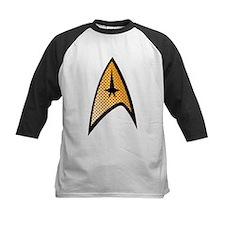Star Trek Uniform Command Insignia halftone Baseba