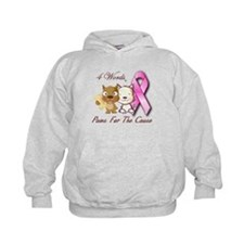 Paws For The Cause Hoody