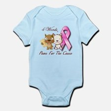 Paws For The Cause Infant Bodysuit