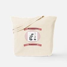 Mammograms Save Lives Tote Bag