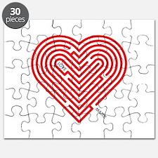 I Love Mattie Puzzle