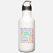 Scandal [multicolor] Water Bottle