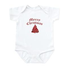 Merry Christmas - Infant Bodysuit