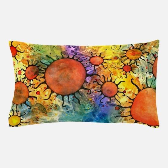 Primordial Suns 2 Pillow Case