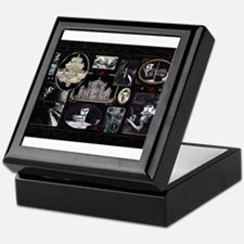 Phantom Phantasia Collage Keepsake Box