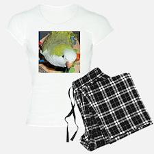 Playful Parrot Pajamas