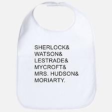 Sherlock Names Bib