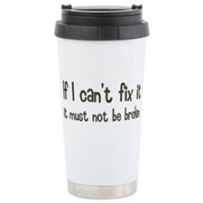 Funny Do yourself Travel Mug