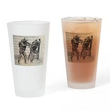 Police Tactics Drinking Glass