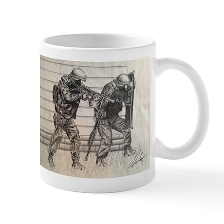 Police Tactics Mug