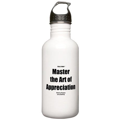 Art of Appreciation Stainless Water Bottle 1.0L