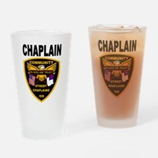 Cute Hospice chaplain Drinking Glass