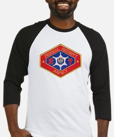 Federal Security Agency Baseball Jersey