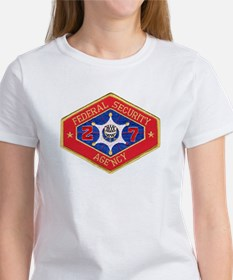 Federal Security Agency Women's T-Shirt