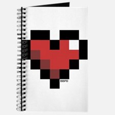 Pixel Heart Journal