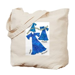 Spring Dresses Tote Bag
