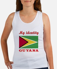 My Identity Guyana Women's Tank Top
