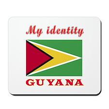 My Identity Guyana Mousepad