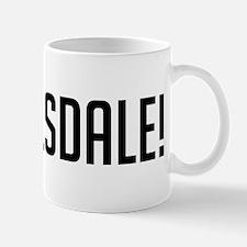 Go Hillsdale Mug