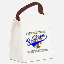 Survivor Custom Canvas Lunch Bag