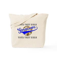 Survivor Custom Tote Bag