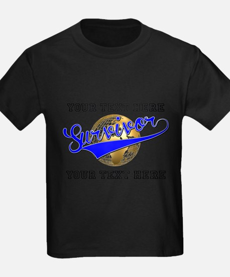 Survivor Custom T-Shirt