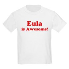 Eula is Awesome Kids T-Shirt