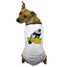 VR46bike4 Dog T-Shirt