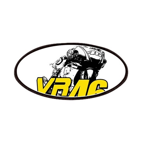 VR46bike4 Patches