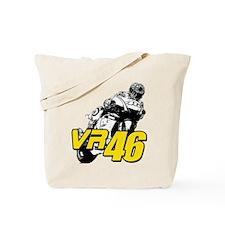 VR46bike4 Tote Bag
